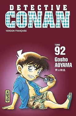 Détective Conan - Tome 92 (Shonen Kana) (French Edition)