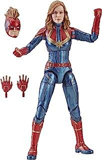 Figura Captain Marvel 6 Pulgadas, Captain Marvel