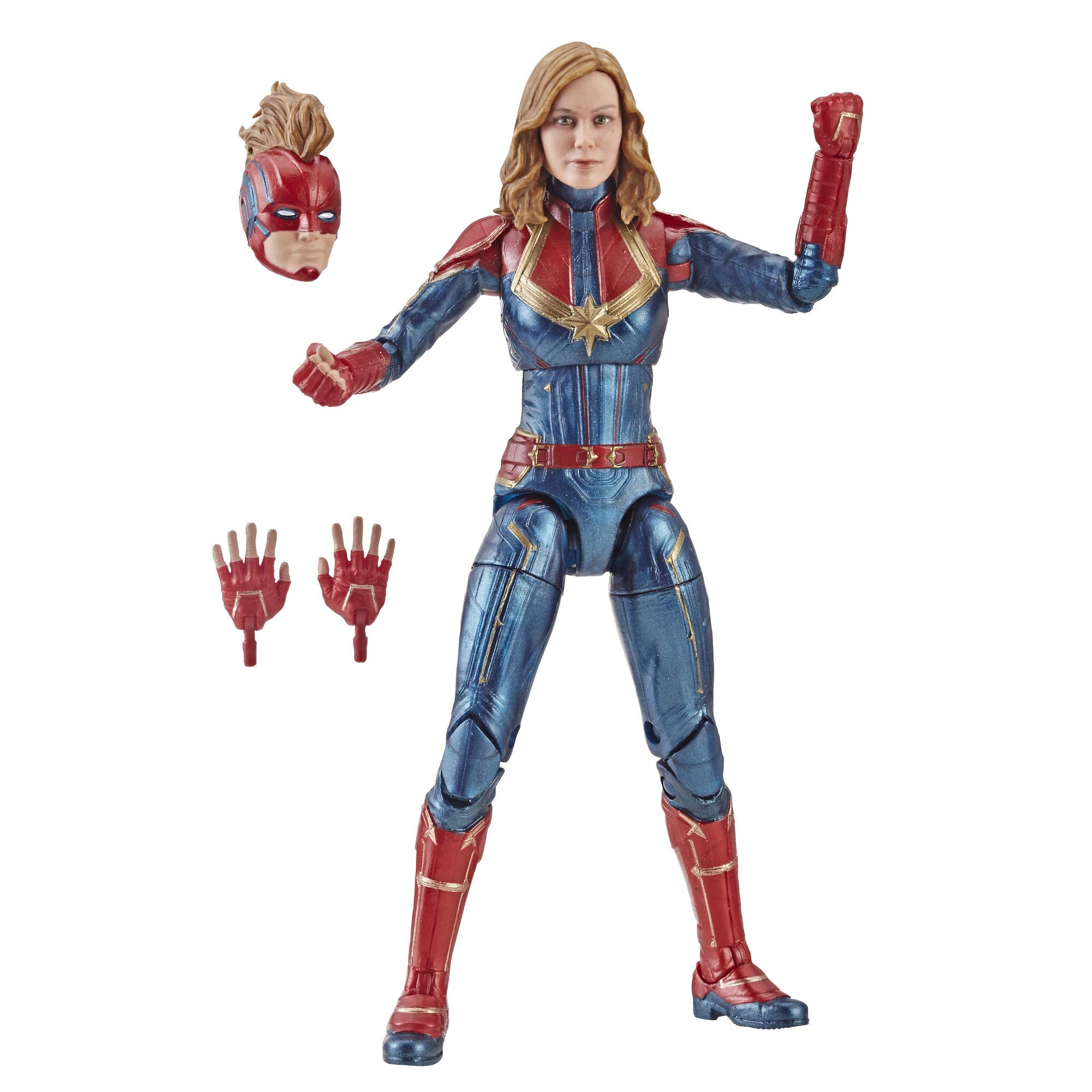 Captain Marvel Legends