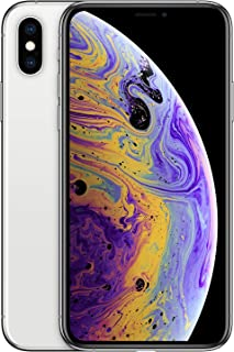 Apple iPhone XS (64GB) - Plata
