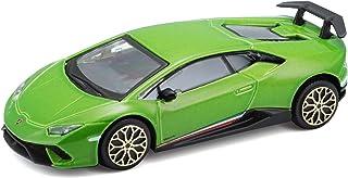 Burago, 1: 43 Lamborghini Huracan Performante, Unisex Niños, Verde, M