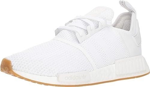 Adidas Originals Hommes's NMD_R1 FonctionneHommest chaussures, blanc Gum, 9.5 M US