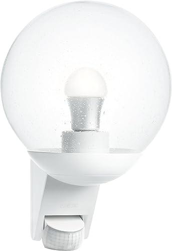 Steinel luminaire extérieur L 585 blanc - 22,8 x 21,5 x 30,3 cm