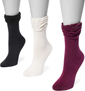 tall ruffle boot socks