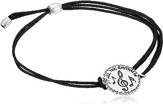 Kindred Cord, Feel The Rhythm Sterling Silver Bangle Bracelet