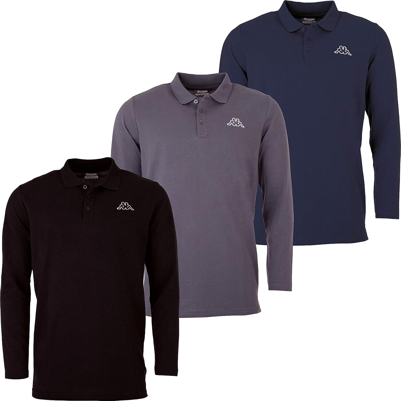 Kappa Talek Camisa de Polo para Hombre