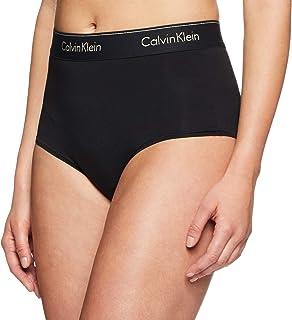 Calvin Klein Women's Modern Cotton Recolors High Waist Hipster