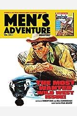 Men's Adventure Quarterly: Vol. 1 No. 1 Paperback