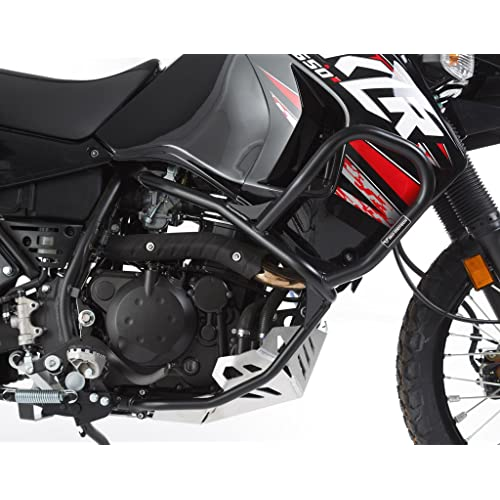 SW-MOTECH Crashbars Engine Guards for Kawasaki KLR650 08-18