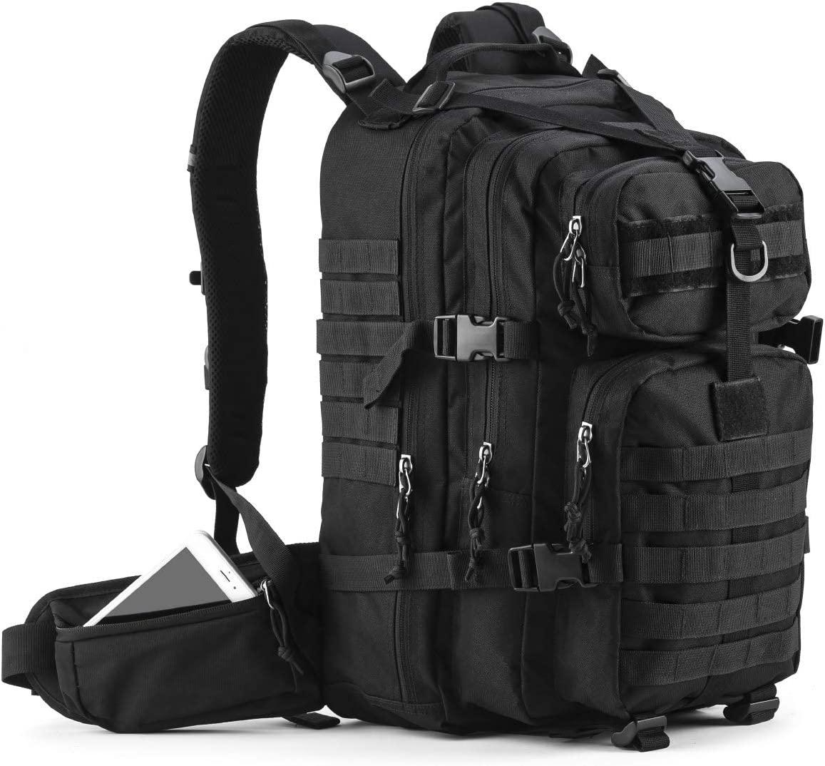 Gelindo Military Tactical Industry No. 1 Max 74% OFF Backpack Army Bag Assu Molle Rucksack