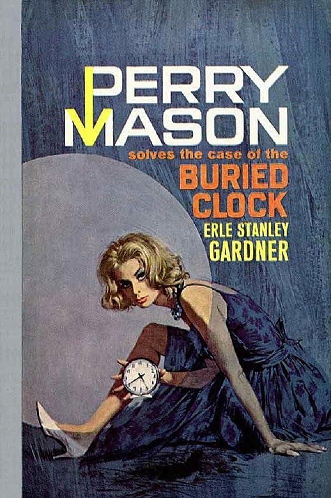 連続した堂々たる子猫The Case of the Buried Clock (Perry Mason Series Book 22) (English Edition)