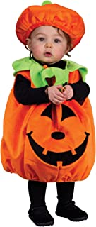 Fun World Costumes Baby's Infant Pumpkin Cutie Pie Costume