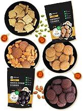 Ketofy - Mini Keto Cookies Pack (1.5Kg) | Pack of 6 Delicious Keto Cookies