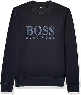 BOSS Orange Men's Weave Sweatshirt