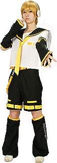 Vocaloid Kagamine Rin/Kagamine Len Cosplay Costume