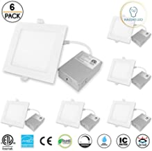 6000K,Cool White 8pc Bundle 7.2W Side Mount 24VDC 7.2W 800 Lumen High Output UL Certified LED Modules for Signage