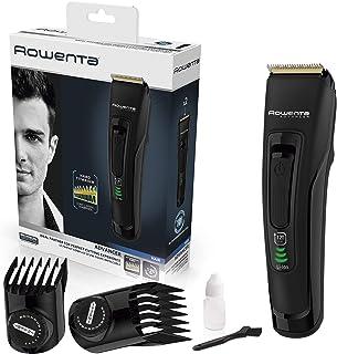 comprar comparacion Rowenta Advancer TN5200 - Cortapelos con cuchillas acero inoxidable con revestimiento de titanio, autonomía de 120 min, ca...
