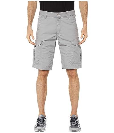Carhartt Force Broxton Cargo Shorts (Asphalt) Men