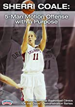 Championship Productions Sherri Coale: 5-Man Motion Offense with A Purpose DVD