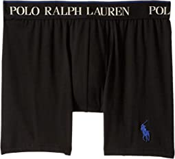 Polo Black/Rugby Royal PP
