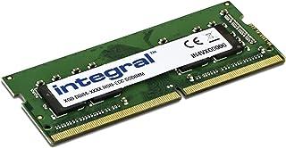 Integral Memory - Memoria DDR4 de 8 GB, SODIMM 2666 MHz, PC4-21300, 260 Pines, Kit de Memoria para Ordenador portátil