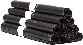 Delaisy Kargo 124162 Doublures de containers poubelle, 40 µ, 340 L, Noir