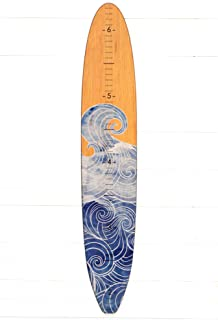 baby surfboard growth chart
