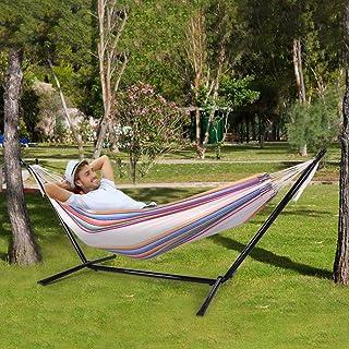 Spacer Rods Premium Quality Luxury Heavy Duty Fabric Outdoor Hammock