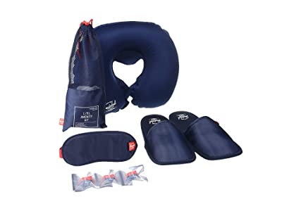Herschel Supply Co. Amenity Kit L/XL (Navy/Red) Bags