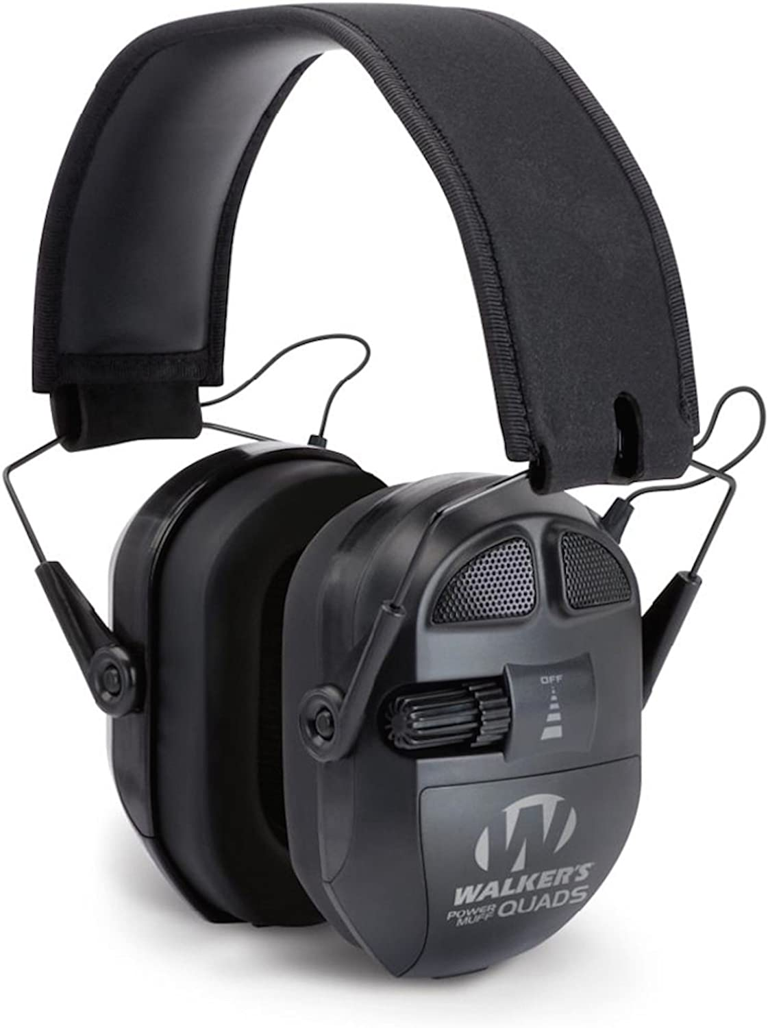 Walker's Game Ear 2021 autumn and winter new Ultimate Power AFT Quads with Reservation Electric Muff
