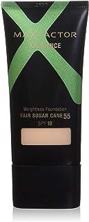 Max Factor Xperience Weightless Foundation - 55 Fair Sugar Cane, 1 oz.