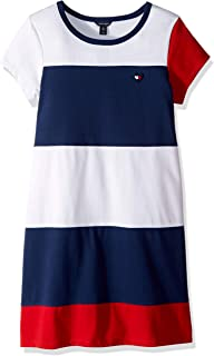 Tommy Hilfiger Big Girl's Colorblocked Dress