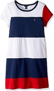 Girl's Colorblocked Dress