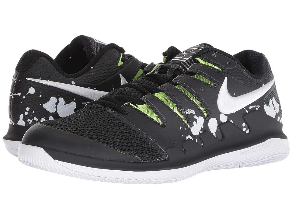 Nike Air Zoom Vapor X Premium (Black/White/Volt Glow) Men