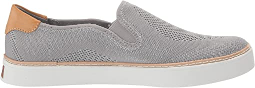 Soft Grey Knit