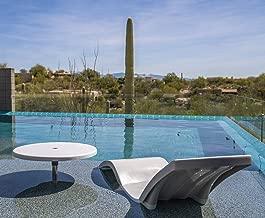 pool table in swimming pool
