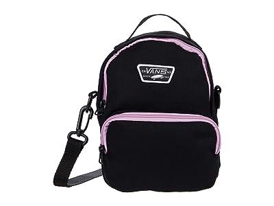 Vans Warped Mini Bag (Black) Backpack Bags