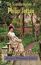 The Transformation of Philip Jettan (1) (Historic Romances Book)