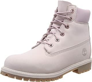 Timberland 添柏岚 中性童 6英寸优质防水靴