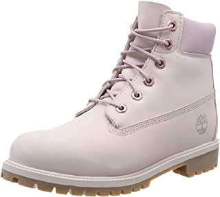 Timberland 添柏嵐 中性童 6英寸優質防水靴