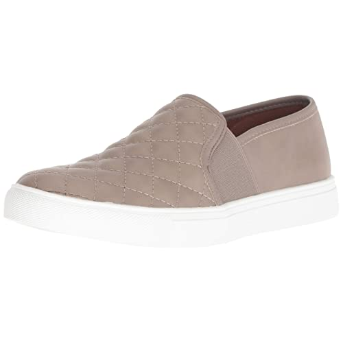 37e8fe420cd Quilted Slip On Sneakers  Amazon.com