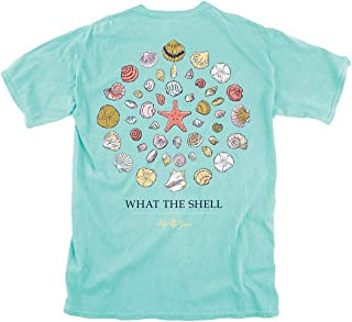 What The Shell - Chalky Mint | Women's Topside Cotton T-Shirt