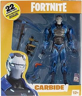 Fortnite McFarlane Toys Carbide 7 inch Premium Action Figure