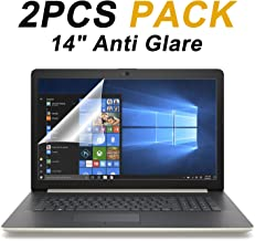 2-Pack FORITO 14 Inch Laptop Anti Glare(Matte) Screen Protector Cover for All 16:9 Aspect Ratio Laptop, Scratch Proof, Dust-Proof and Fingerprint Resistant