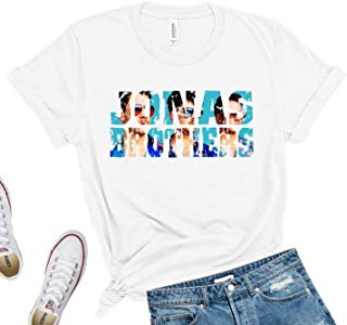 Jonas Brothers Shirt, Jonas Brothers Boyband Tour Tshirt, Bella Canvas UNISEX shirt, Happiness Begins 2019 Music Big Fans T-shirt, Gift for Fan Unisex Premium Shirt