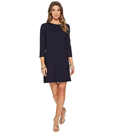Lilly Pulitzer Ophelia Dress (Midnight Navy) Women