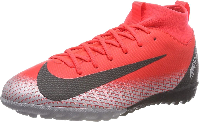 Nike CR7 Jr. SuperflyX 6 Academy (TF) Turf Soccer Shoe