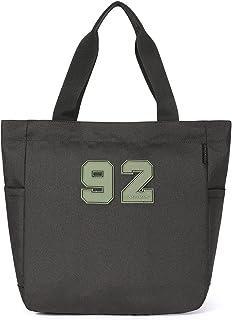 Skechers Damen Handtaschen Tote Shopper Bag Tasche, Leicht mit Reißverschluss für Schule, Geschäft, Arbeit, Einkaufen und ...