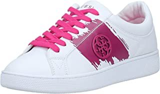 GUESS Reima Women's Athletic & Outdoor Shoes, Pink (Pink/Multicolor PIMLL), 37.5 EU