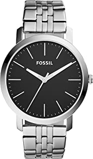 Fossil Men's Luther Stainless Steel Casual Quartz Watch